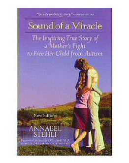 Sound of a Miracle book cover and link